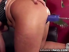Grandmother Ass Fucking Fucking Machine