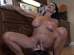 Freaks of Nature 194 Big Mature Hooters on Sybian