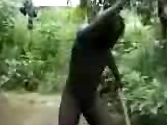 African Amateurs 3some Outdoor