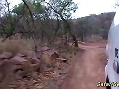 real african safari sex journey