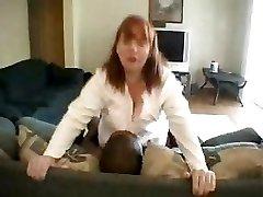 Sexy Redhead Wifey Loves That Gigantic Black Cock #10.elN