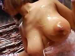 Asian lesbian bondage 2