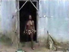 Africký domorodec kurva