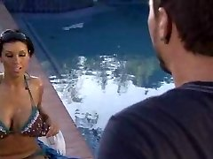 Pool smash with Dylan Ryder