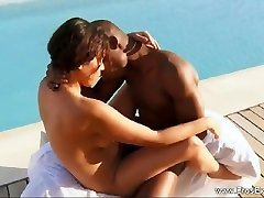 Exotic Couple Outdoor Lust