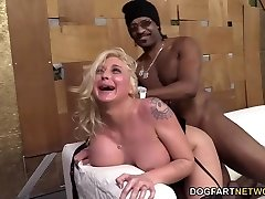Leya Falcon Gets Ass-fucked By A Hung Black Dude