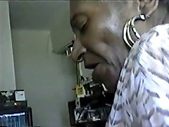 Black Grandma Blows