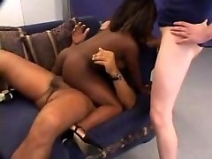 Hot Black Midget Getting Pounded