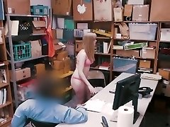 ShopLyfter - Teen Stripdowns and Pulverizes Loss Prevention Officer