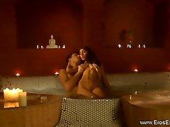 erotická sex, indické páry,
