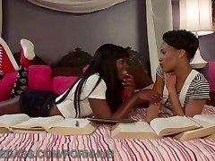 Lesbian BDSM Examine Break