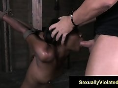 Chanell gets wrecked and vulnerable