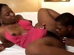 Tastey Ebony Slut Brandy Dearborn Drilled By Billy