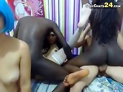sexchats rooms party group black