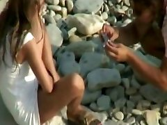 Fun And Intercourse Games On The Shores!