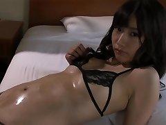 Anna Humid Lips - Ebony Lace Bikini (Non-Nude)