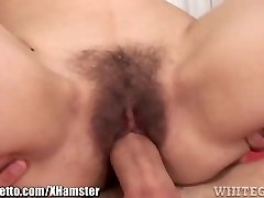 Fledgling MILF Gets Jizzed on Hairy Cunny