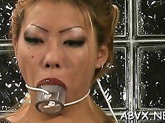 Large tits extreme slavery