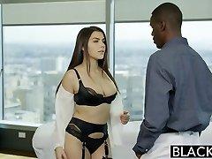 BLACKED Sexy Italian Babe Valentina Nappi Rimming Black Stud