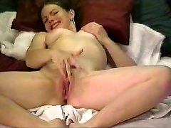Rubbing to orgasm