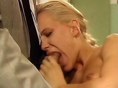 police woman has sex on desk in ebony pantyhose