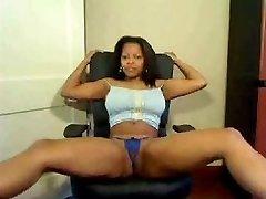 Ebony Mature Web Cam