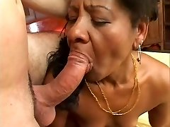 Ethnic Milf Takes It Rock Hard From The Back