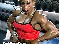 Desiree Ellis 05 - Gal Bodybuilder