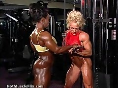 Dayana Cadeau and Peggy Schoolcraft 02 - FBB