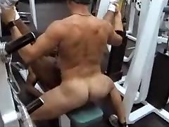 fuck-fest in the gym