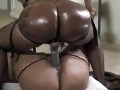 Black lesbos big phat asses huge strap-on