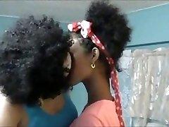Black Power Lesbians - Kiss and Slurping