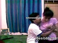 Desi College lovers Nude at Home Recroding Se