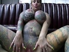 Exotic porn industry star Black Widow in hottest blonde, gigantic cocks adult movie
