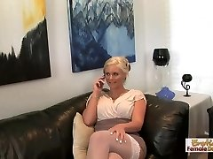 Kinky cougar has a thing for huge ebony cocks