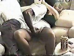 Cheating Interracial Amateur - wife fucks black guy