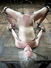 Its two days of torment for Sarah Jane Ceylon. Day one starts off fast. The whip plays across...
