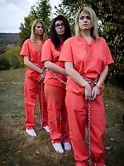 Pepper Channing, Alice Vicks and Tasha