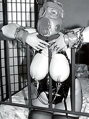 extraordinary bondage tit torture xxx