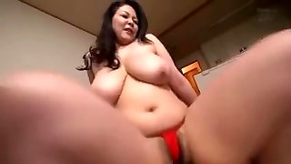 Mommy Demonstrate Off Loincloth Figure...Hagi Azusa