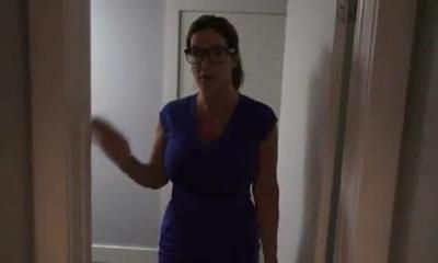 sexy mom pummel as a doll