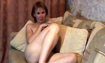 Russian mature showcases her greatest p.1