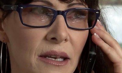 Best pornstar Alexandra Silk in horny brazilian, facial cumshot porn scene