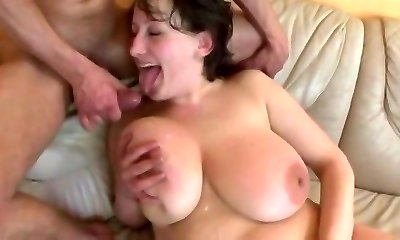 busty mature and younger paramour