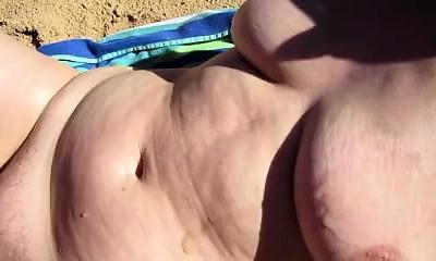 joy in the beach