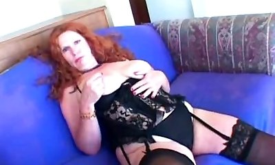 Ash-blonde Pussy