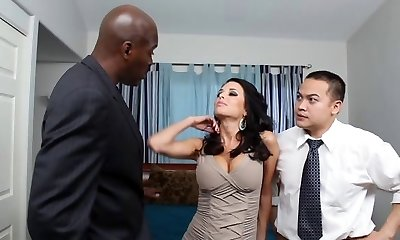 Mother's hotwife with Phoenix Marie