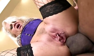 Incredible homemade Double Penetration, Big Dick xxx vid