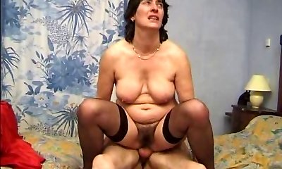 French Wooly Mature
