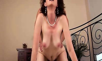 extreme unshaved mature fucked